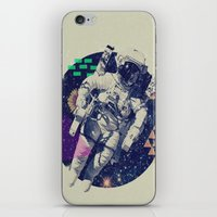 infinity iPhone & iPod Skins featuring INFINITY by Steven Kline
