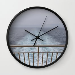 Naxosferry 4 Wall Clock