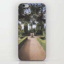 Garden Path iPhone Skin