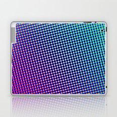 80's grade purple Laptop & iPad Skin