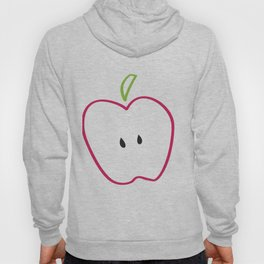 Just an apple Hoody