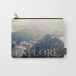 explore. Carry-All Pouch