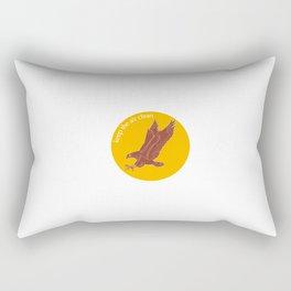 Keep the Air Clean_01 Rectangular Pillow