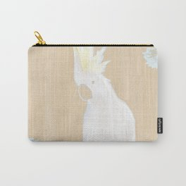 Cockatoo woodland Carry-All Pouch