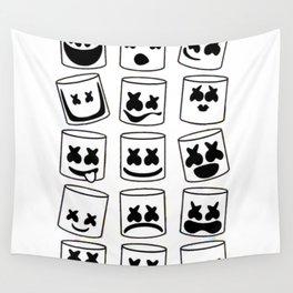 Marshmello Wall Tapestry