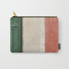 Italian Street Wall Carry-All Pouch