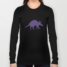 Aardvark Minimalism Long Sleeve T-shirt