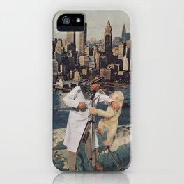 Kid Kong iPhone Case