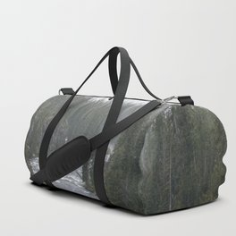 Yellowstone Forest - Nature Photography Duffle Bag