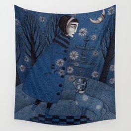 December Park (3) Wall Tapestry