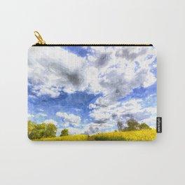 The Farm Path Art Carry-All Pouch