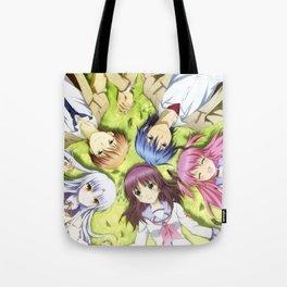 angel beats family! Tote Bag