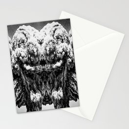 Wicked Clown Stationery Cards