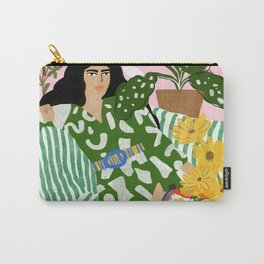 You Left Me Waiting Carry-All Pouch