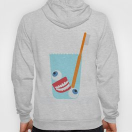 Tooth Brush Hoody