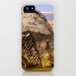 RAVAGES OF TIME iPhone Case