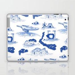 Pop Porcelain- Final Frontier Laptop & iPad Skin