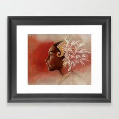 Tembleques  Framed Art Print
