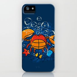 Jellyfishes Birth iPhone Case