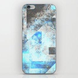 Blue Topaz NebulÆ iPhone Skin