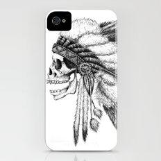 Native American Slim Case iPhone (4, 4s)