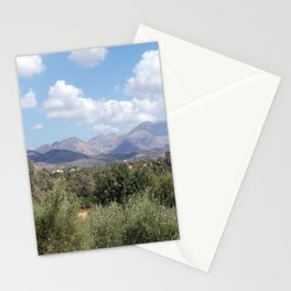 Crete Stationery Cards