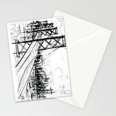 SF Bay Bridge Stationery Cards