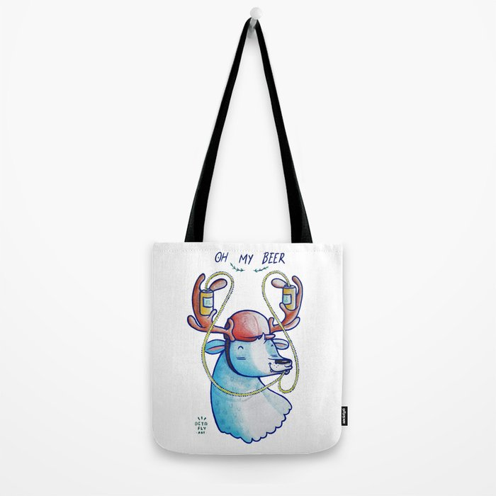 OH MY BEER! Tote Bag