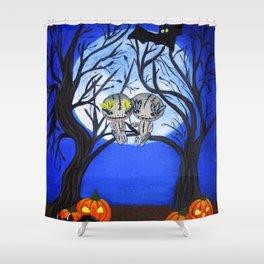 Halloween-6 Shower Curtain