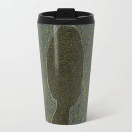 Morel Mushroom Travel Mug