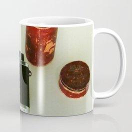 vintage photo camera Coffee Mug