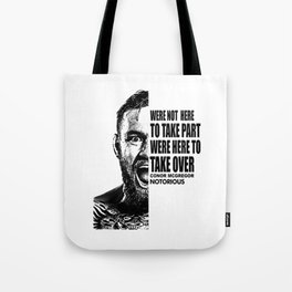 Conor Notorious Tote Bag