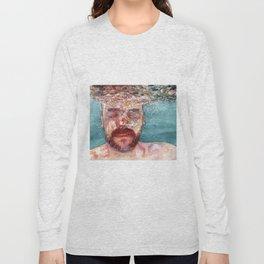 Watercolour Long Sleeve T-shirt