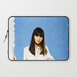 Felicity Jones - Celebrity Art Laptop Sleeve