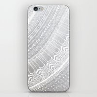 silver iPhone & iPod Skins featuring Silver by rskinner1122