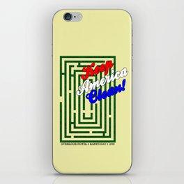 Keep America Clean - The Shining iPhone Skin