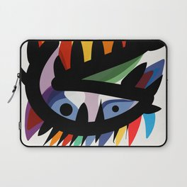 Depemiro Abstract Colorful Art Laptop Sleeve