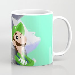 Luigi is Real Coffee Mug