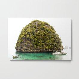 Phuket Island Metal Print