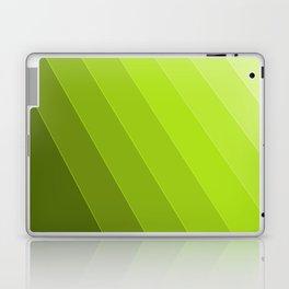 Green Gradient to Light Laptop & iPad Skin