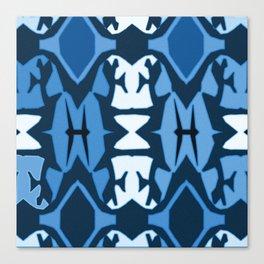blue3 Canvas Print