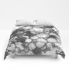 Ink Bubbles, II Comforters