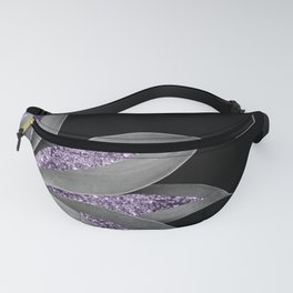 Agave Finesse Glitter Glam #3 #tropical #decor #art #society6 Fanny Pack