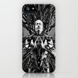 Soul of the Machine iPhone Case