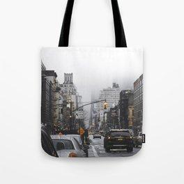 New York City Street Tote Bag