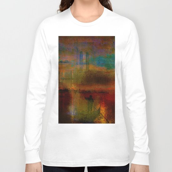 The return of the gondolier Long Sleeve T-shirt