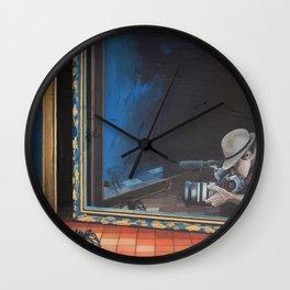 ALTROVE Wall Clock