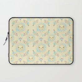 NO ONE EVER REALLY DIES Laptop Sleeve
