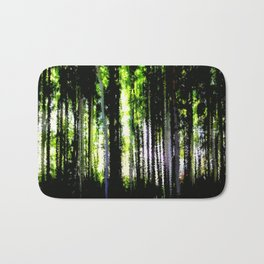 Waldpanorama. Bath Mat
