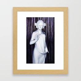 Nymph of the Fields Framed Art Print